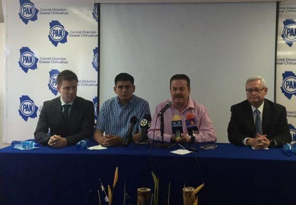 Asegura PAN alianza entre Asamblea municipal y delincuentes de Bachíniva