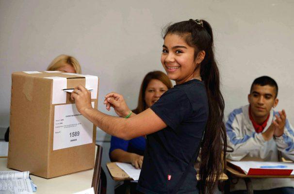 Estrenarán su pulgar electoral 45 mil jóvenes de 18 años