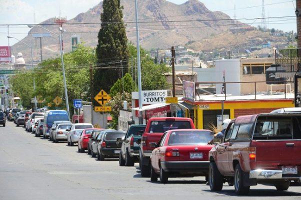 Ciudad continua registrando filas en la mayoría de las gasolineras