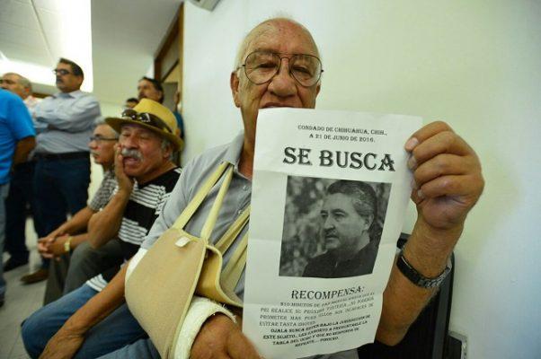 Piden jubilados de la CFE destitución de Fráncisco Ayala