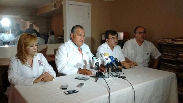 Los médicos de Juárez no participaran en el paro el 22 de junio