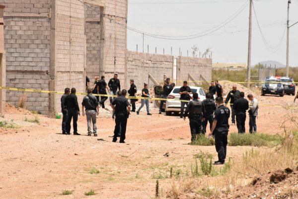 Asesinan a uno y dejan a herido de bala en Granjas del Valle