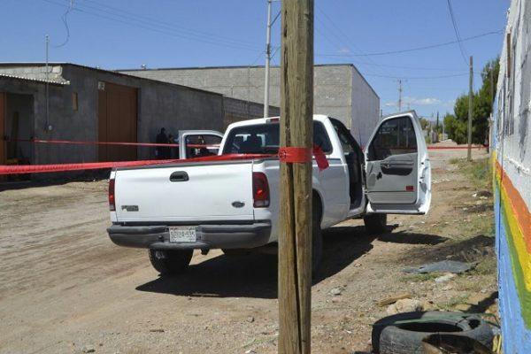 Localizan vehículo con reporte de robo en la colonia Francisco Domínguez