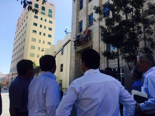 Adquirirá Municipio para oficinas el edificio del Banco Scotiabank