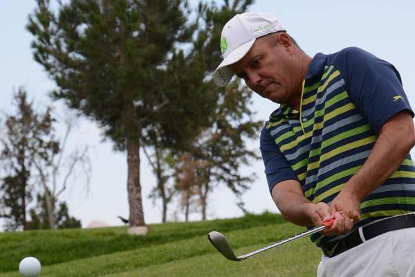 Quiere un buen inicio en la tercera etapa del Golfista de Oro