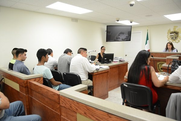 Suspenden proceso contra responsables de destrozos en Palacio