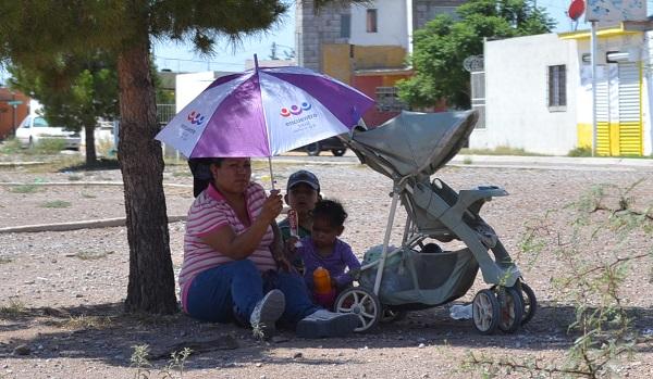 Azota en Aldama calor de 47 grados; apenas en vísperas del verano