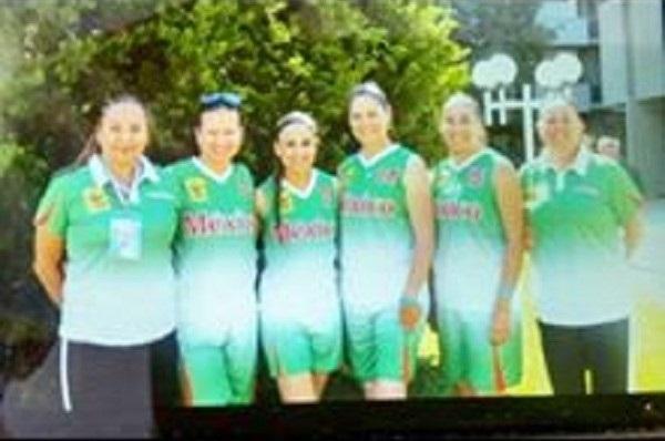 Chihuahuenses representan a México en el Mundial de Basquetbol.
