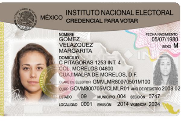 Reanudan INE entrega de credencial de elector en módulos de atención