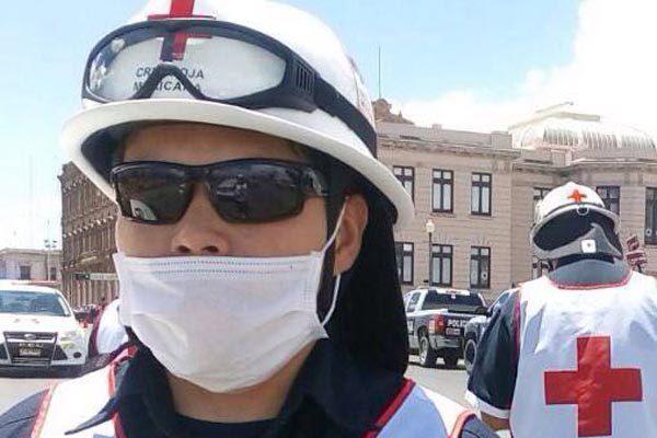 Cuenta Chihuahua con 170 socorristas que salvan vidas: Cruz Roja