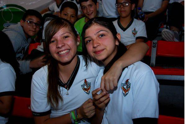 Festival Artístico y Deportivo Del Colegio Palmore