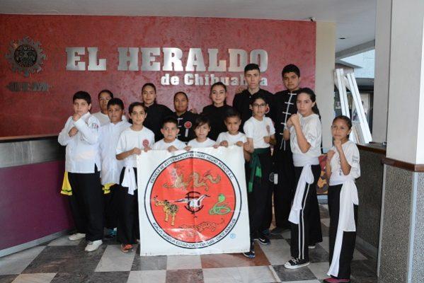 Participará en torneo internacional Escuela de artes marciales