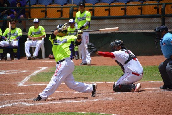 Dorados derrota a Indios 11-9 en el Campeonato Estatal de Beisbol