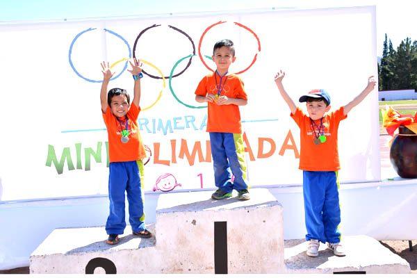 Miniolimpiada De Mundo Creativo