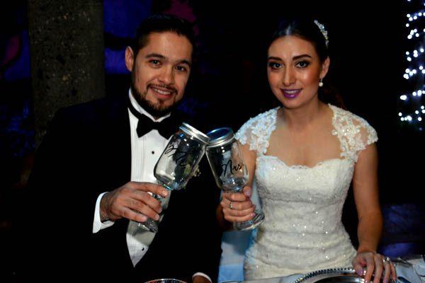 Unieron Sus Vidas Daniela Galicia y Jorge Olmeda