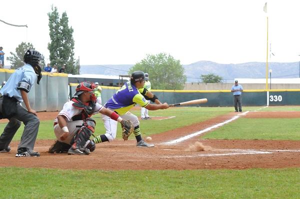 Derrotan a dorados en Campeonato Estatal de Beisbol