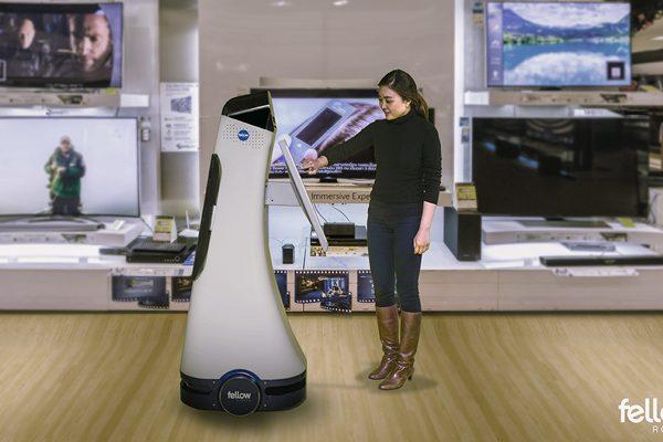 Un robot podría ser tu próximo acompañante al súper