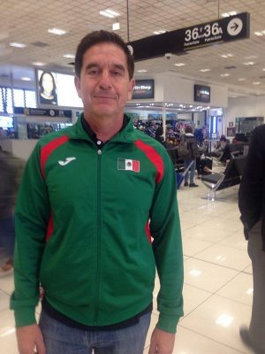 Acudirá al mundial de hockey in line en Italia