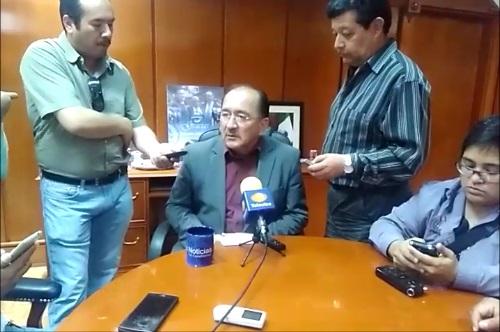 """Invita Alcalde a Corral a crear """"Gobierno incluyente y plural"""""""