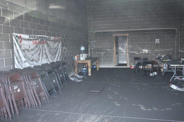 Incendian casa de campaña de Jorge Arizpe