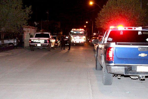 Tragedia en la Villa Vieja: muere hombre por intoxicación en incendio