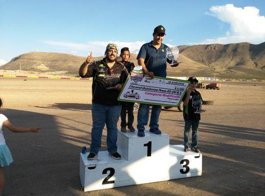 Gerardo Balderrama ganador absoluto en Campeonato Bud Light 2016