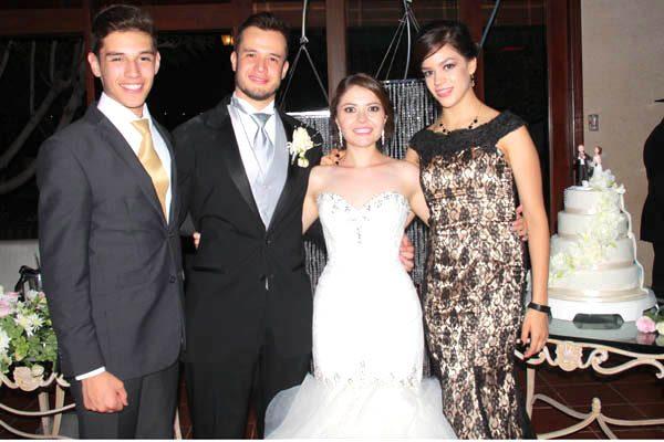 Enlace de Linda Orozco Díaz y Carlos Gómez Flores