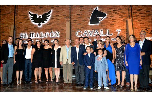 Inauguraron Viñedos De La Familia Galván