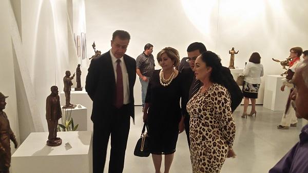 "Expone Lourdes Trevizo ""Réplicas de Chihuahua"", en Centro Cultural San Antonio"