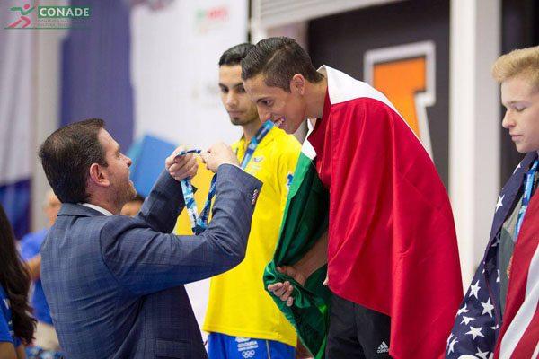 Navarro se cuelga oro en el Panamericano de Taekwondo
