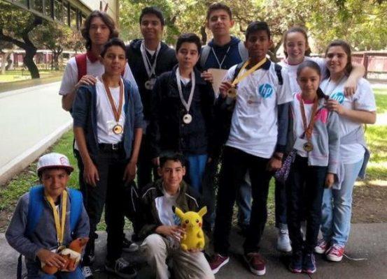 Alumnos Chihuahuenses obtienen el primer lugar en La ONMAPS