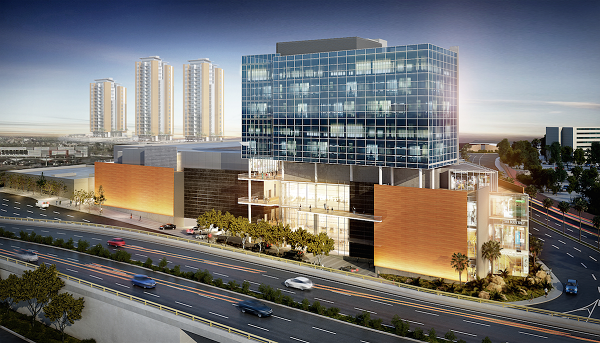 Albergará Paseo Central 6torres corporativas y hotel