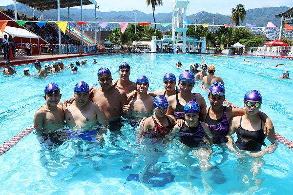 Gran triunfo en natación y atletismo: Paralimpiada Nacional 2016