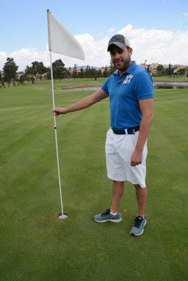 Todo listo para la Tercer Etapa del Golfista de Oro