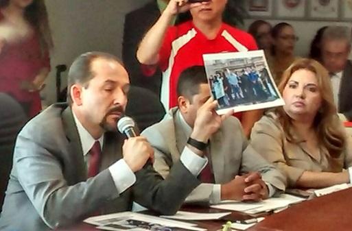 """""""Muy pobre"""" mensaje de PRI y PAN al echarse la culpa: De la Rosa"""