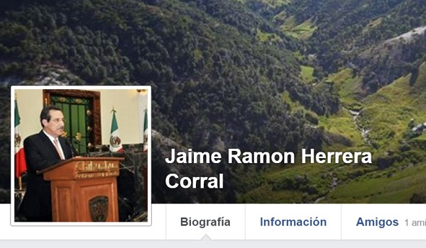 Con cuenta falsa de Jaime Herrera piden dinero a funcionarios
