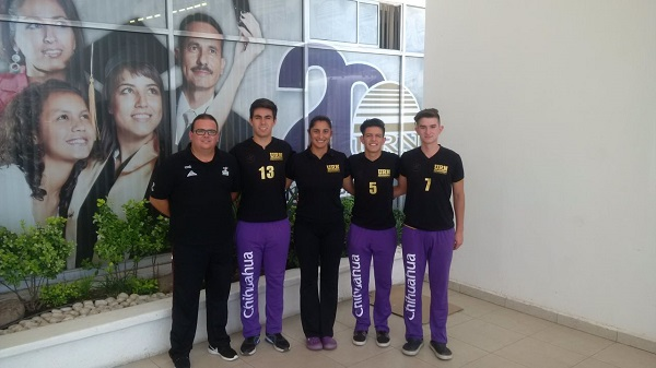 Vaqueros URN formaran parte de la Selección Nacional de Voleibol