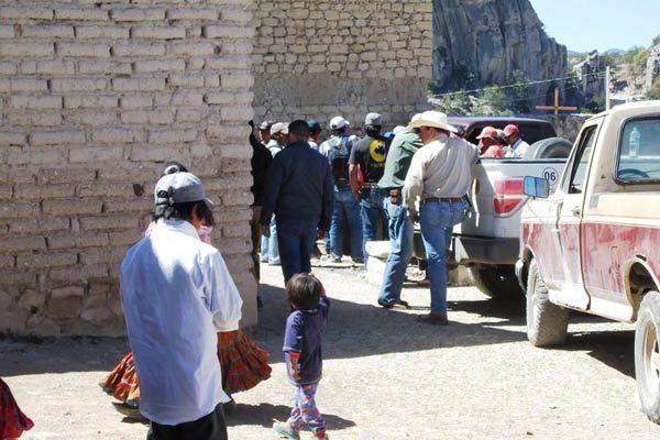 Pasa a nivel federal añejo litigio de tierras en Baquiachi