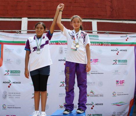 Los atletas chihuahuenses suman 4 oros y 4 platas en natación