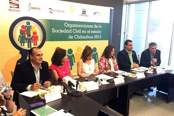 Organizaciones locales ocupan el 5 lugar de donatarias autorizadas