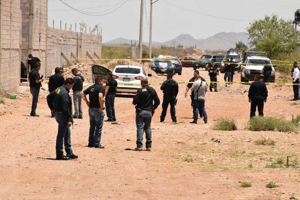 Eran ciclistas los hombres acatados a balazos en Granjas del Valle