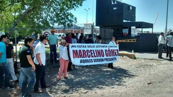 Dejan en libertad a Marcelino, líder de Morena en Chihuahua