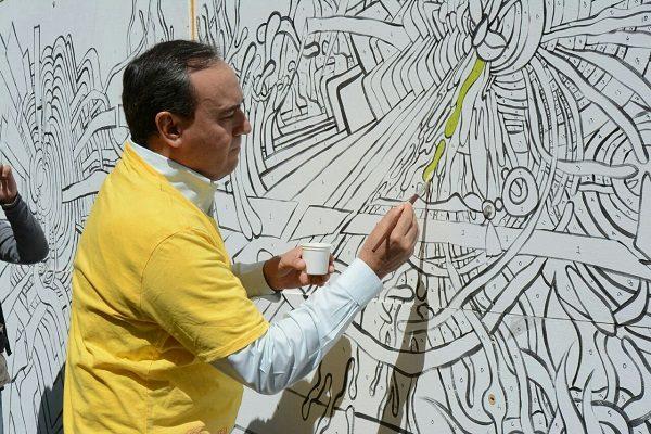 """Inaugura Alcalde el """"Pasaje Victoria""""; será del 17 al 19 de junio"""