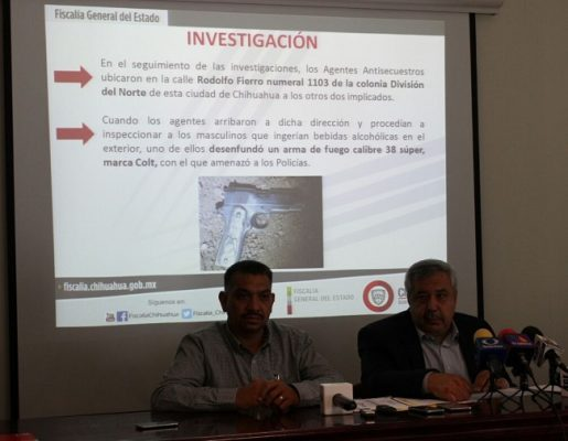 """Desarticulan banda de secuestradores """"El Tío""""; salvan a empresario"""