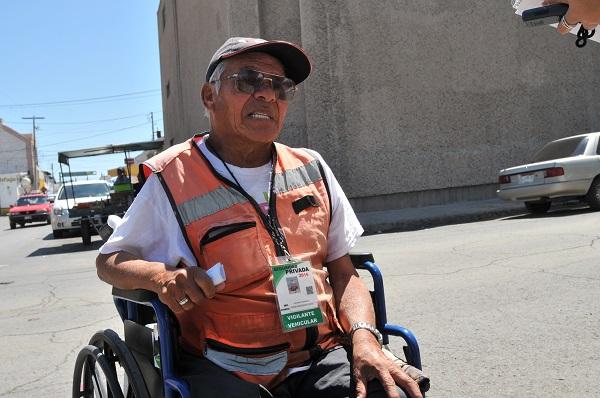 Pese a las adversidades será Antonio Rodríguez funcionario de casilla