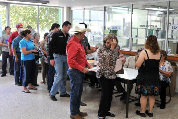 Votación histórica en Juárez, votan más de medio millón: Asamblea