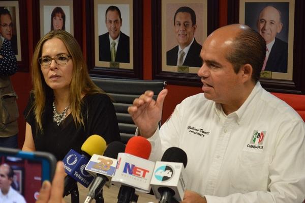 """Denucia PRI """"embarazo"""" de urnas, les metieron 171 mil votos"""