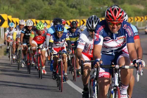 Se preparan para el Premio Ciclista de Veteranos