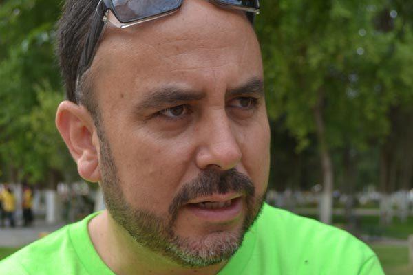 """""""Una de las formas de prevenir las adicciones es el deporte"""": Ramiro Vélez"""