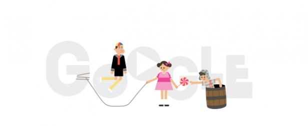 "Google realiza un homenaje a ""El Chavo del Ocho"""